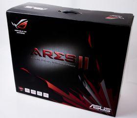 Asus ROG Ares II: Produkteske.