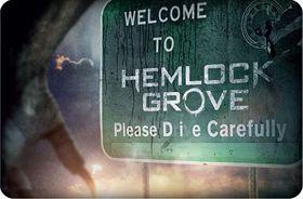Skrekkserien Hemlock Grove kommer i april.