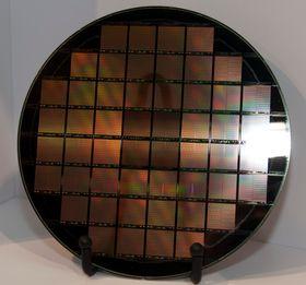 Én av disse små brikkene utgjør den aktive komponenten i Nectar-løsningen. Brikkene er designet av Liliputian Systems, og produseres i samarbeid med Intel.