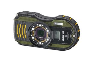 Pentax Optio WG-3 GPS