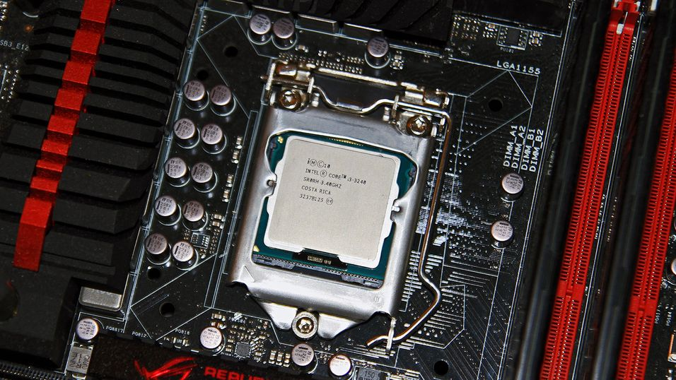 TEST: Intel Core i3 3240