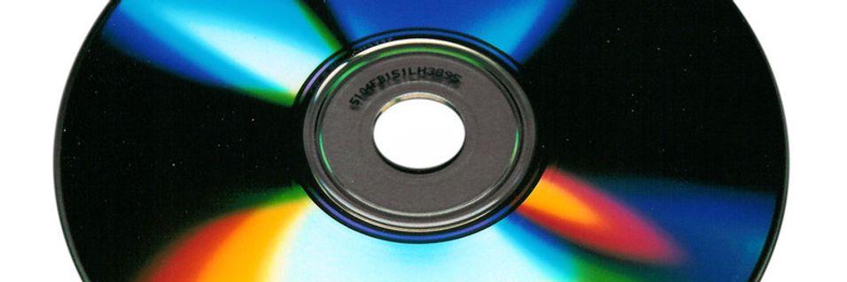 Slik var CD-formatets barndom