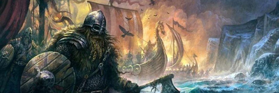 Vikingene angriper Crusader Kings II