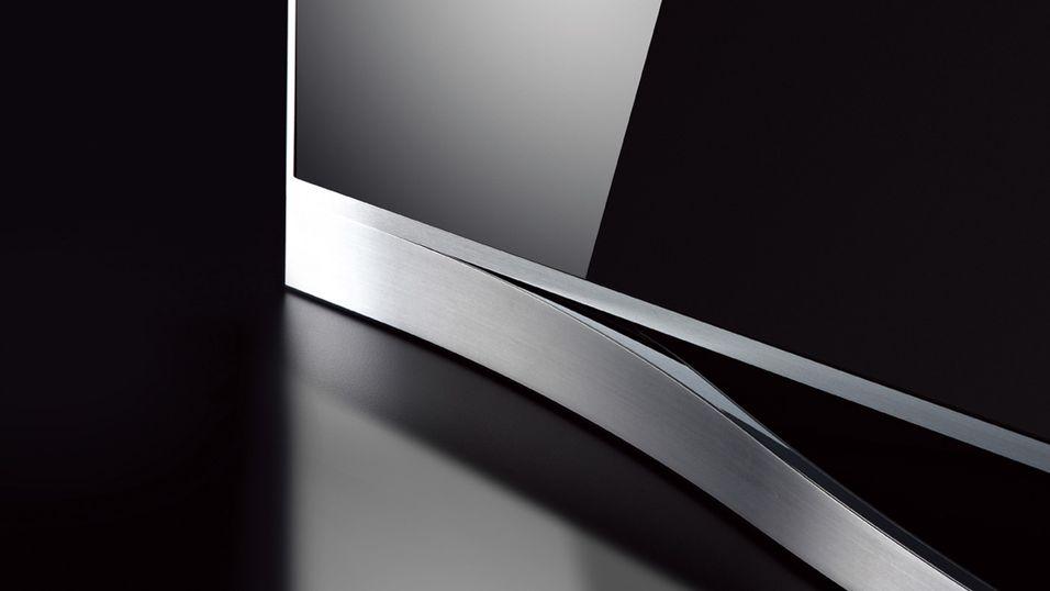 Sjekk Samsungs nye lekkerbisk-TV