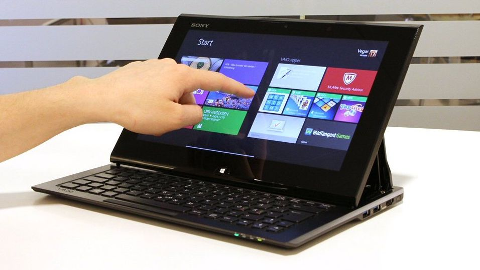 TEST: Sony Vaio Duo 11