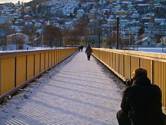 Fra fototreffet i Trondheim forrige helg.