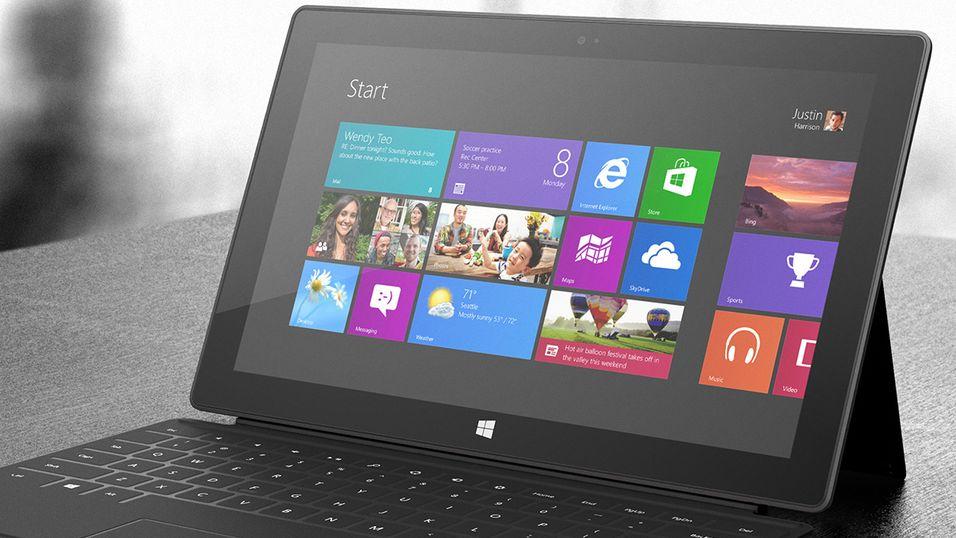 Microsoft Surface Pro blir tilgjengelig i USA og Canada den 9. februar. Det er fremdeles ukjent når produktet kommer til Norge.