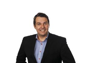 Kristian Renaas er salgsdirektor i NetCom.