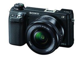 Sony NEX 6.