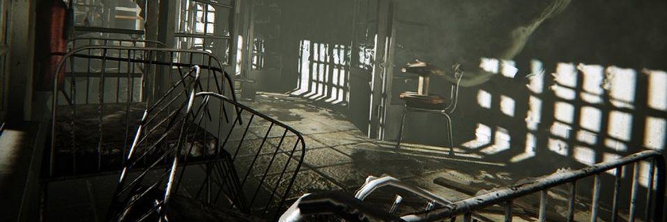 Kalde grøss med Unreal Engine 4