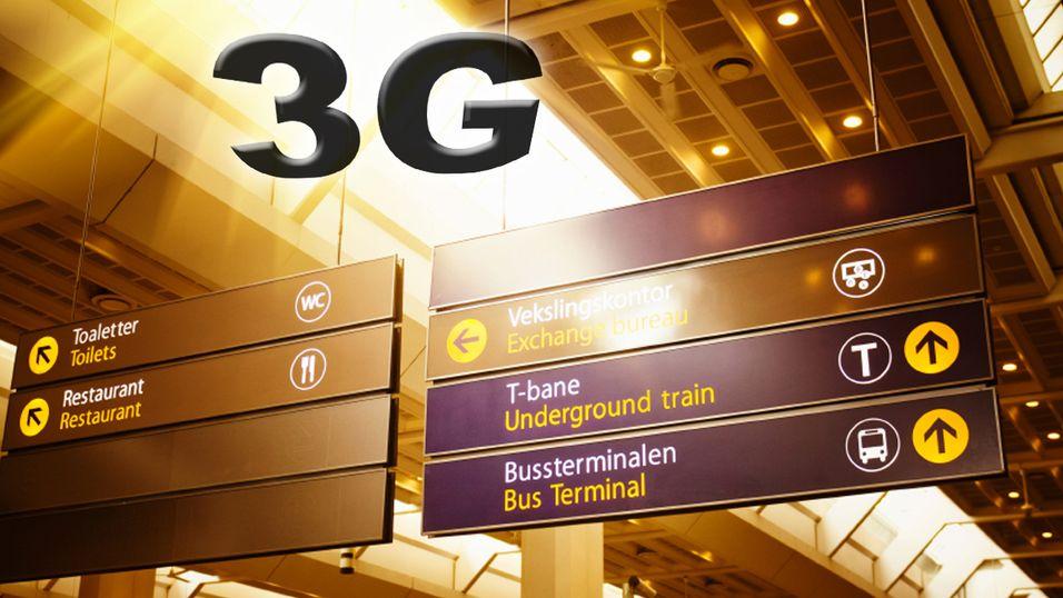 2012 kom og gikk, men 3G-dekningen er fortsatt ikke å skimte på T-bane-togene.