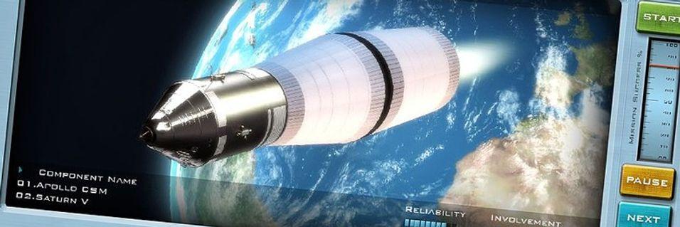 Driv ditt eget romfartsprogram