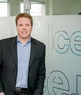 Administrerende direktør Eivind Helgaker i Ice.net.