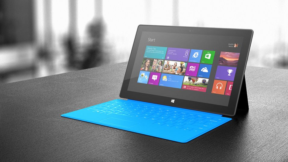 TEST: Microsoft Surface RT