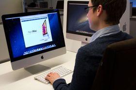 Apples Macintosh-maskiner selger stadig bedre.