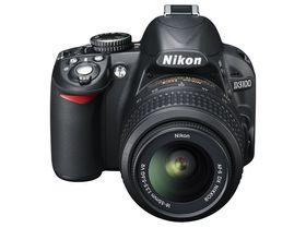 Nikon D3100.