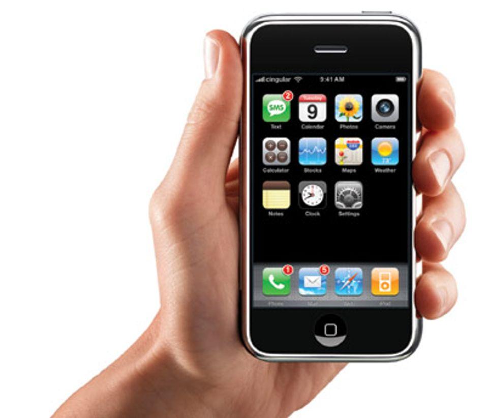 Opphever enerett på Iphone