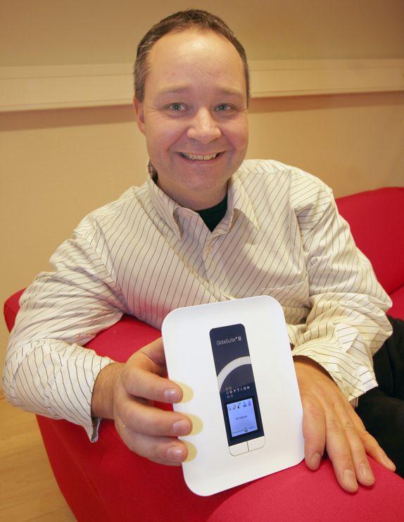 Mobilt bredbånd via Wi-Fi