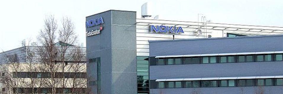 Nokia selger nok en eiendom