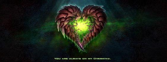 La kjærligheten blomstre i samarbeidsspill som  Starcraft 2.