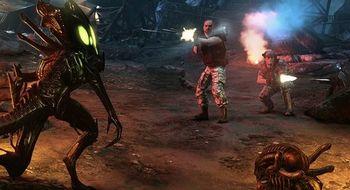 Hva skjedde med Aliens: Colonial Marines?