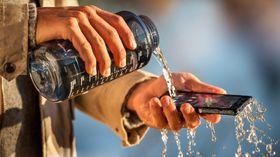 Den vanntette mobilen Sony Xperia Z klatrer raskt oppover salgslistene.