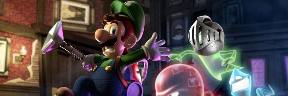 2013 blir Luigi-året for Nintendo