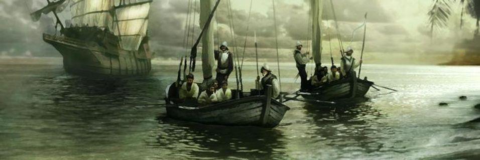 SNIKTITT: Expeditions: Conquistador