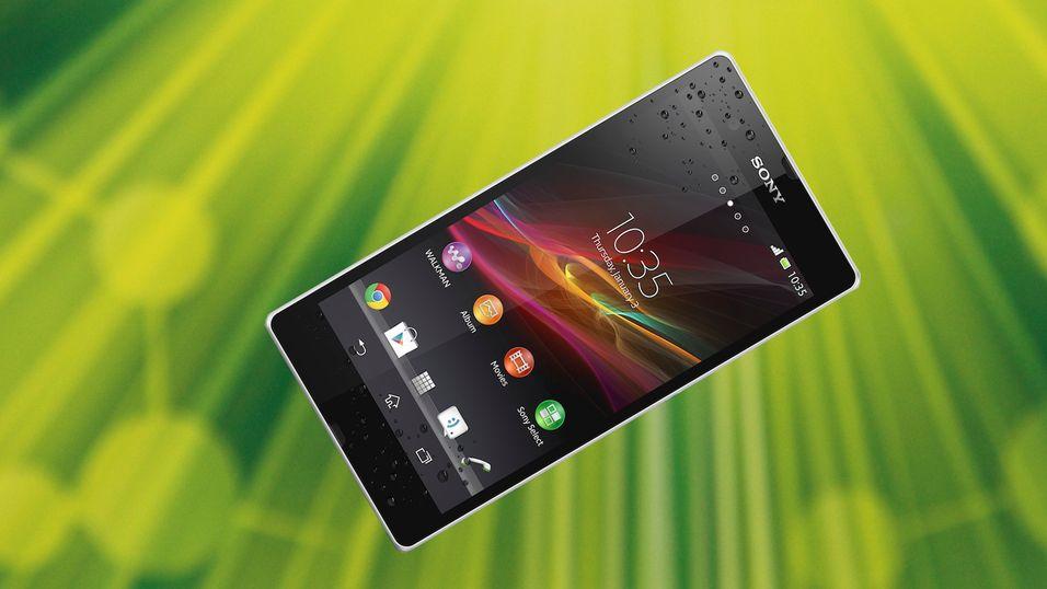 KONKURRANSE: Se om du vant en Sony Xperia Z
