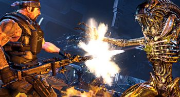 Test: Aliens: Colonial Marines