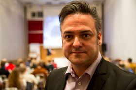 Tobias Andersson, daglig leder i Projectplace.