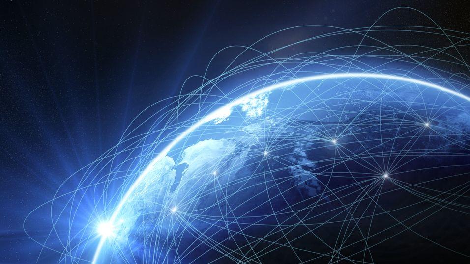 Hvem hadde vel trodd at hele Internett er knyttet sammen med bare 19 klikk eller mindre?