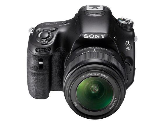 Sony SLT-A58.
