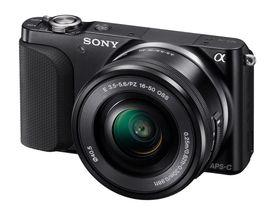 Sony NEX-3N kan kanskje være et alternativ.