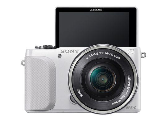 Sony NEX-3N.