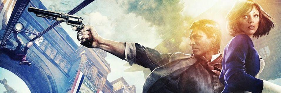 BioShock Infinite er ferdigutviklet