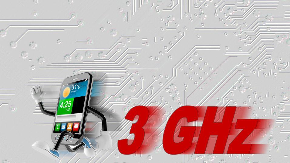 Lover PC-fart i mobilen