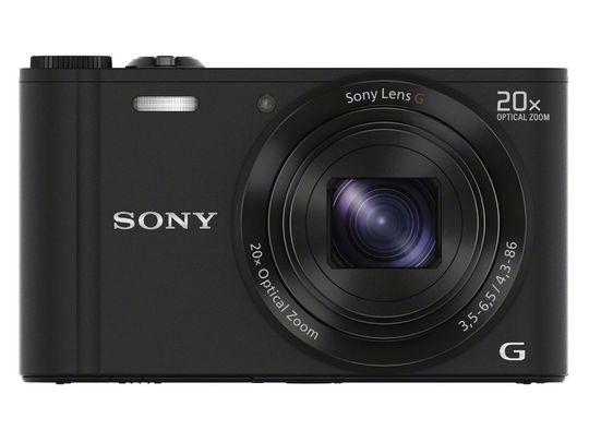 Sony Cyber-shot DSC-WX300.