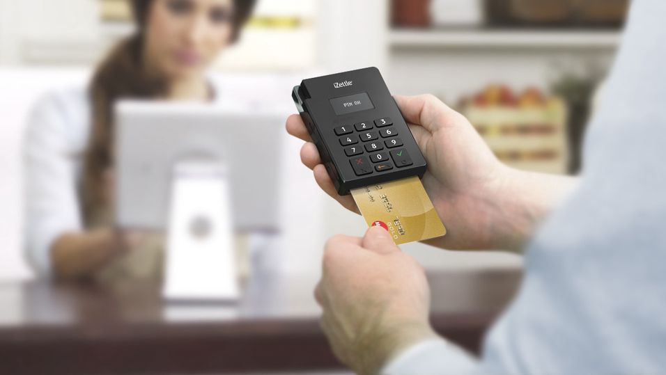 iZettle lanserer sikrere mobilbetaling i Norge