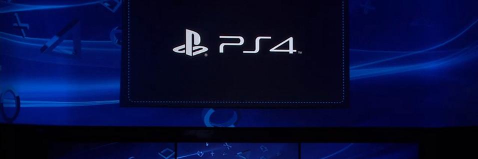 PlayStation 4 er annonsert