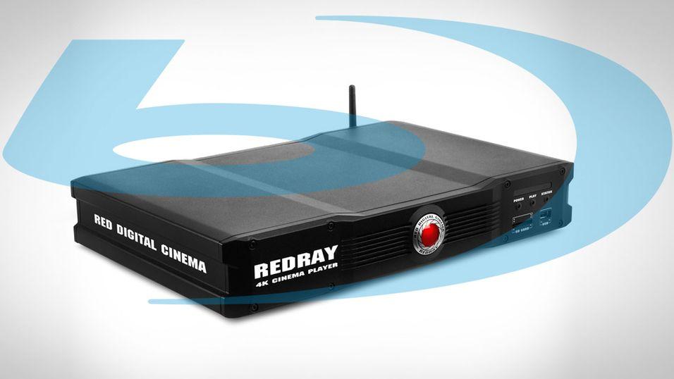 Redray er en av få dedikerte 4K-avspillere. Maskinen spiller ikke av fysiske plater, men strømmer derimot innholdet via Internett.