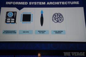 Playstation 4 vil ha kraftig maskinvare.