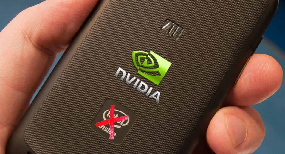 Dagens ZTE Grand X In var først på det norske markedet med innmat fra Intel. Blir ZTE også først med Nvidias nye mobilbrikke?