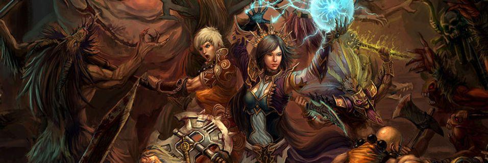 Diablo III kommer til konsoll