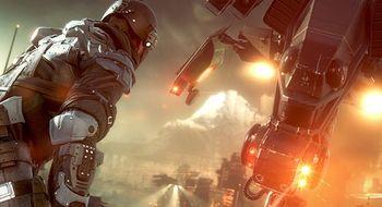 Sony viste nytt Killzone i natt