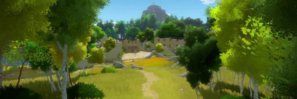 The Witness debuterer på PlayStation 4