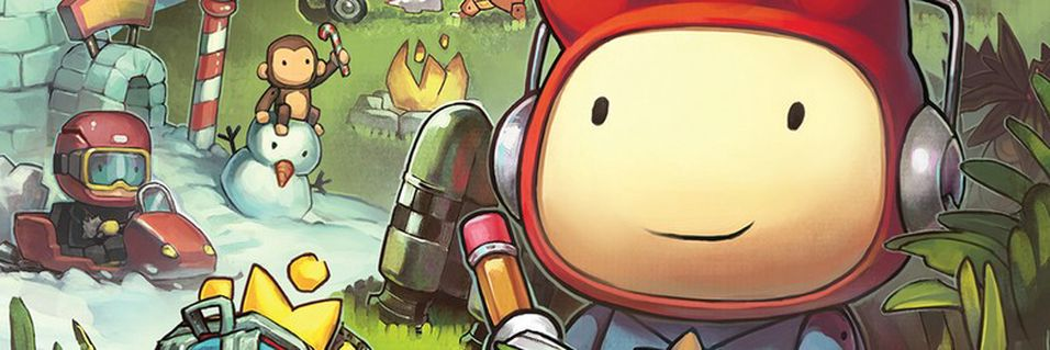 ANMELDELSE: Scribblenauts Unlimited
