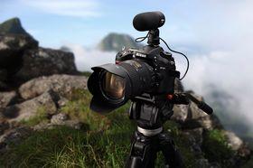 Nikon D7100 så dagens lys i januar.