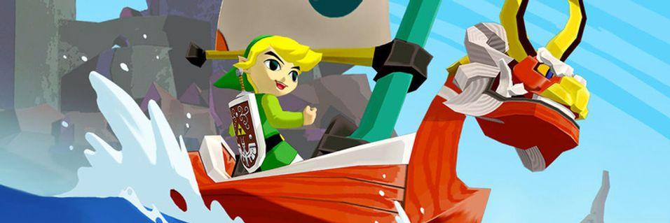 TILBAKEBLIKK: Tilbakeblikk: The Legend of Zelda: The Wind Waker