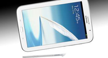 Samsung jakter iPad Mini med lomme-Note